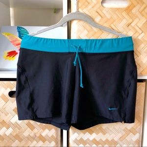 "Nike Fit Dry 4"" Inseam Workout Shorts"